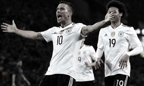 Germany have won their last 5 games in FIFA World Cup Qualification.