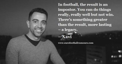 Football Quotes 11 - Xavi
