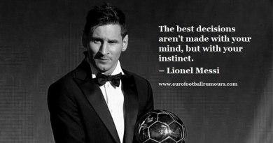 Football Quotes 19 Lionel Messi