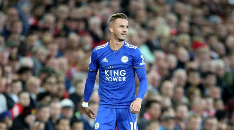 James Maddison