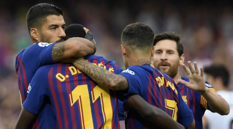 Barcelona Players Salaries