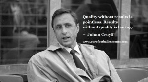 Football Quotes 37 Johan Cruyff