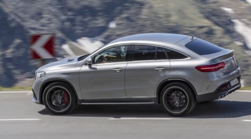 Kevin De Bruyne Car - Mercedes GLE Coupe