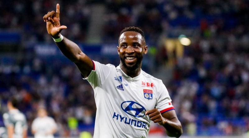 Manchester United target Lyon star Moussa Dembele