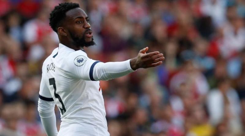 Bournemouth Join The Hunt For Tottenham Left Back Danny Rose