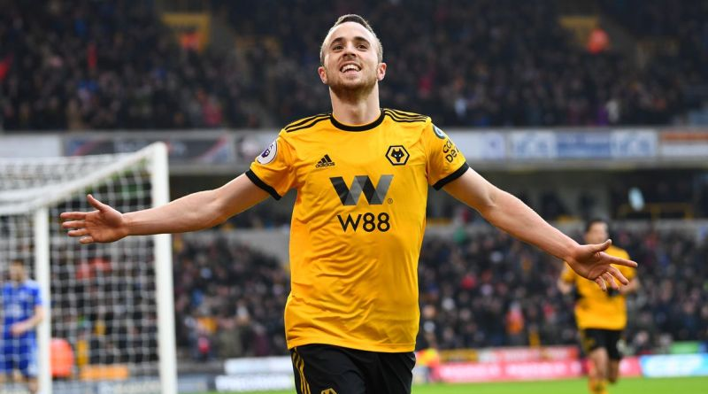 Atletico Madrid Join The Hunt For Wolves Attacker Diogo Jota