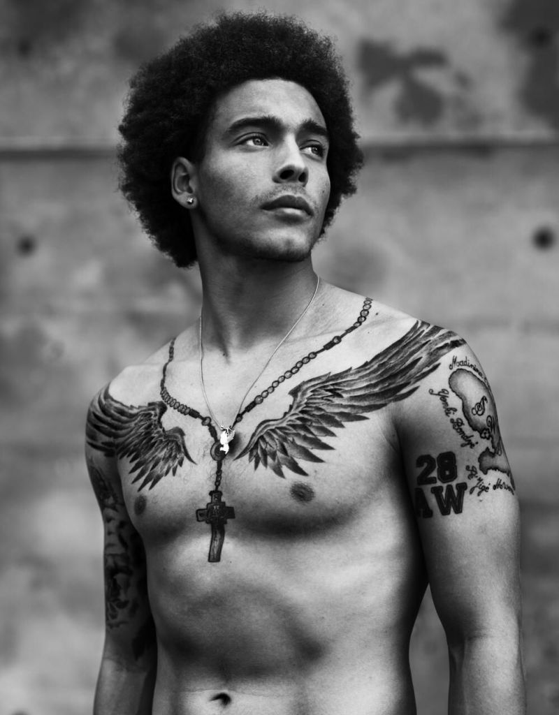 Axel Witsel's Tattoo