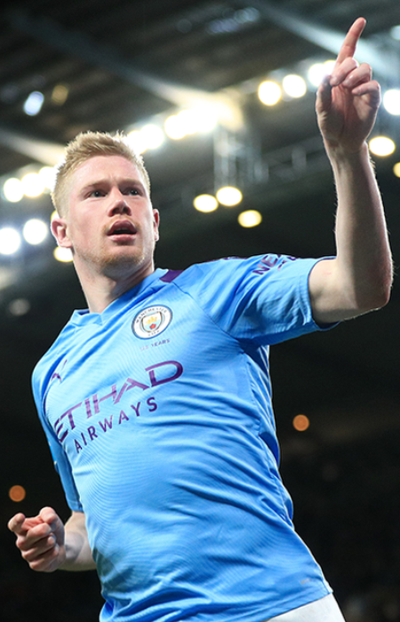 Kevin De Bruyne Net Worth, Salary & Market Value