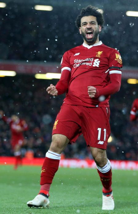 Mohamed Salah Net Worth, Salary & Market Value