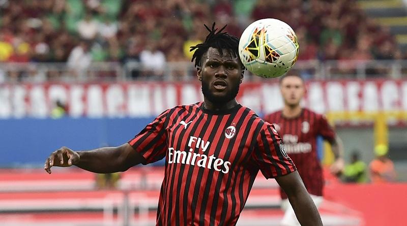Paris Saint-Germain make initial contact with Milan for Franck Kessie