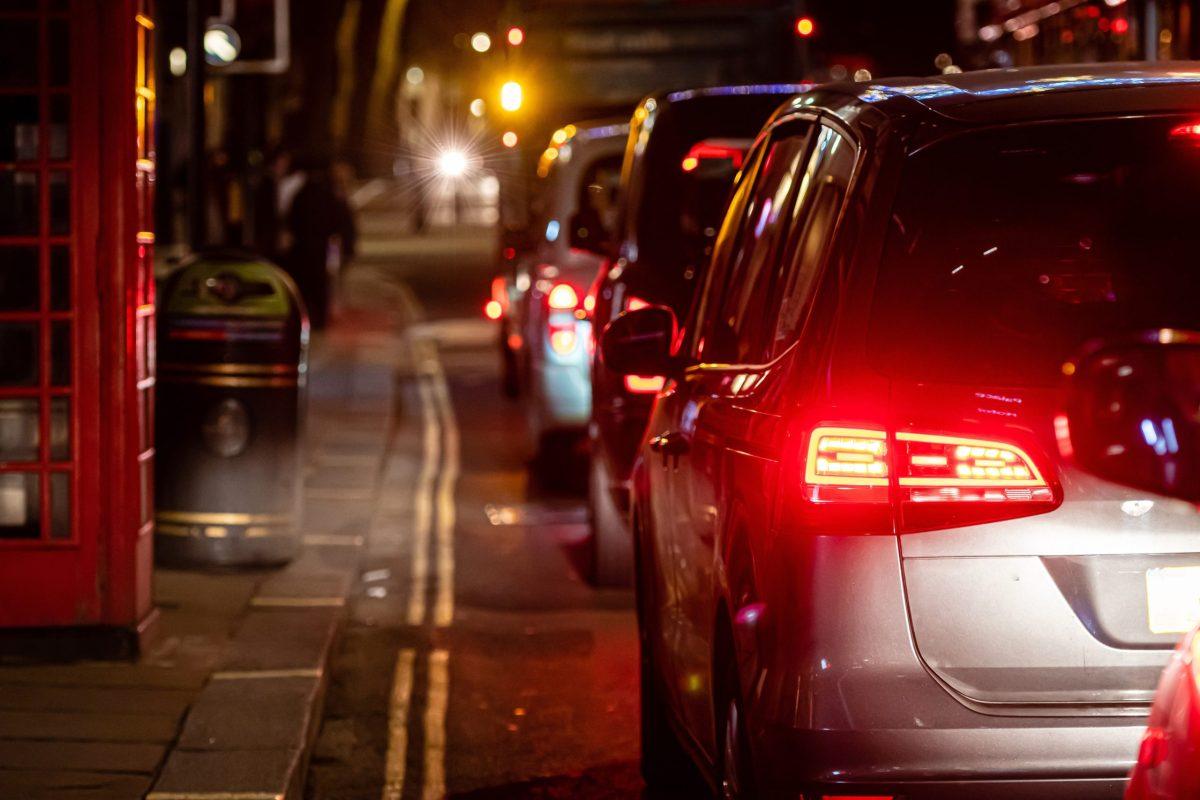 سائق خاص في لندن