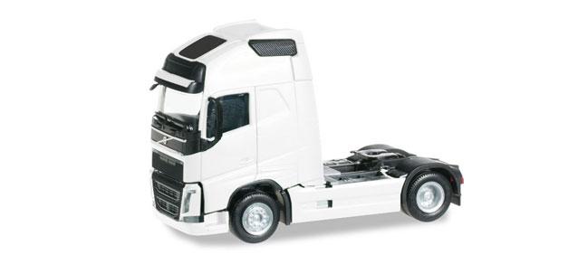 HERPA HO 1:87 – Volvo FH Gl. XL rigid truck, white