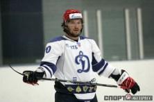 Alexander Ovechkin, Moscow Dynamo's Season 1 captain.