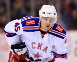 Dmitri Kalinin, St. Petersburg defenseman