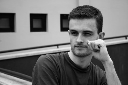 Photo of the director [Victor Dragomir]