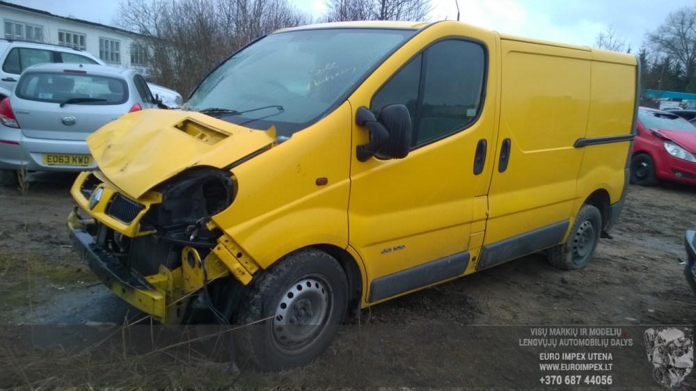medium resolution of shop car renault trafic 1 9l74kw diesel parts doors rear left side