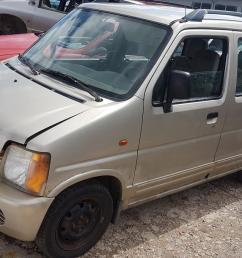shop car suzuki wagon r 1 0l48kw petrol parts front headlight right rh [ 1210 x 680 Pixel ]