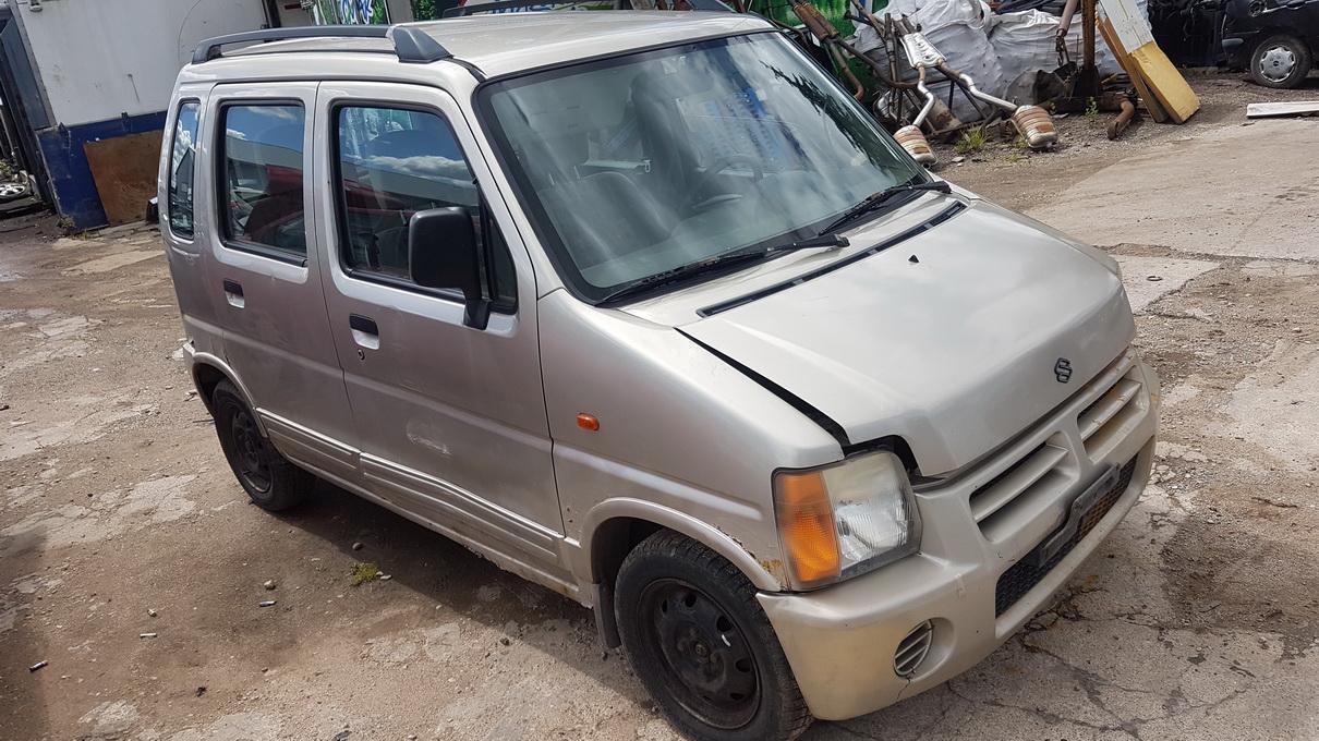 hight resolution of car suzuki wagon r 1 0l48kw petrol parts
