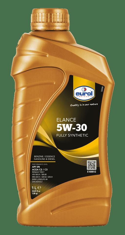Eurol Elance 5W-30 1L Арт. E100012-1L