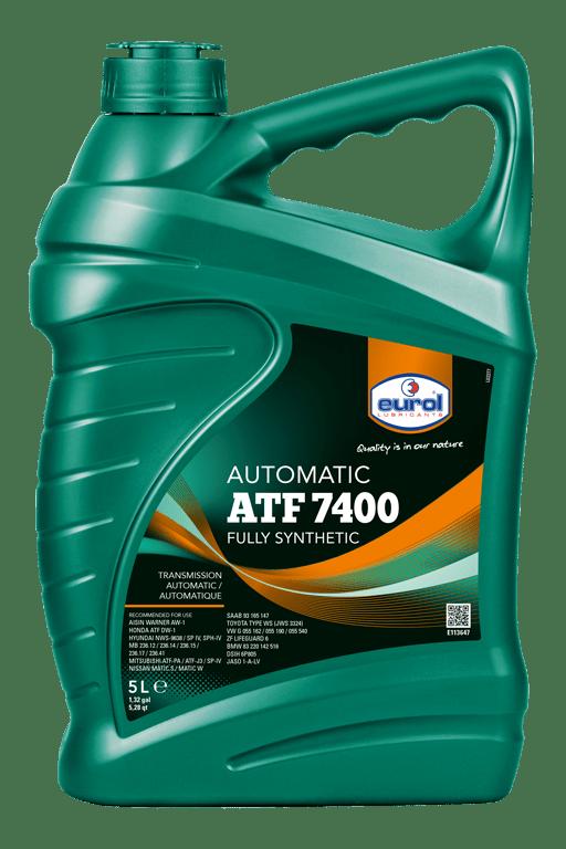 Eurol ATF 7400 5L Арт. E113647-5L