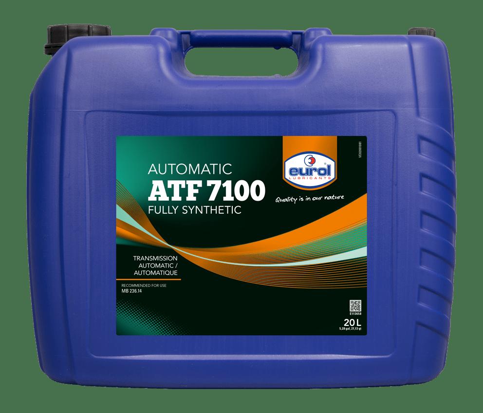 Eurol ATF 7100 20L Арт. E113658-20L