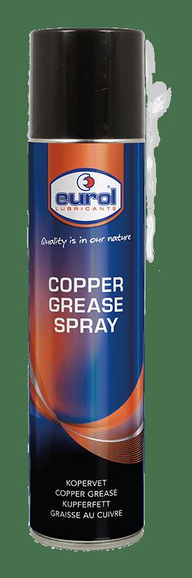 Eurol Copper Grease Spray 400ML Арт. E701130-400ML