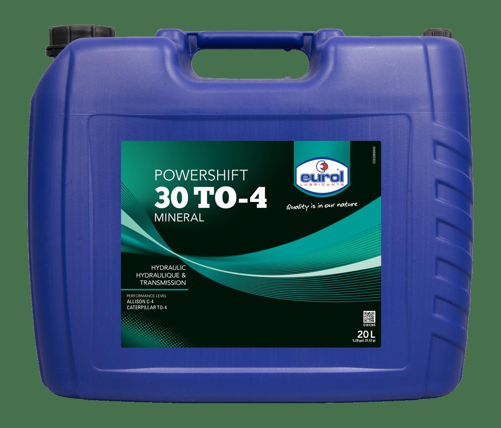 Eurol Powershift 30 TO-4 20L Арт. E101265-20L
