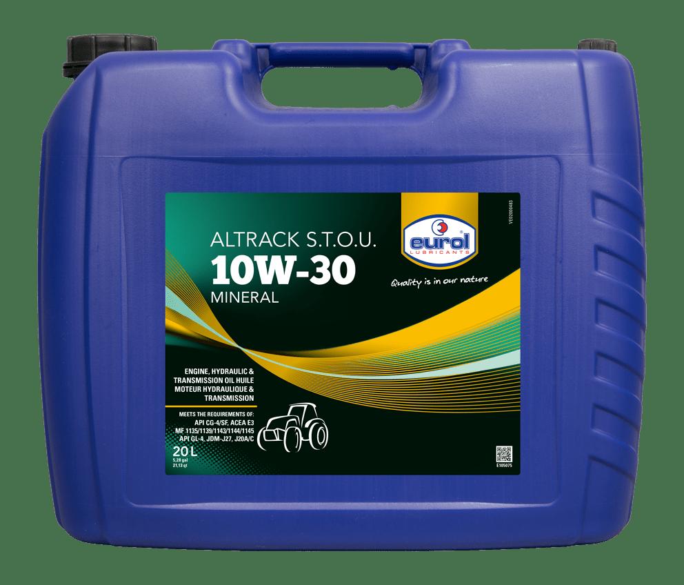 Eurol Altrack 10W-30 STOU 20L Арт. E105075-20L