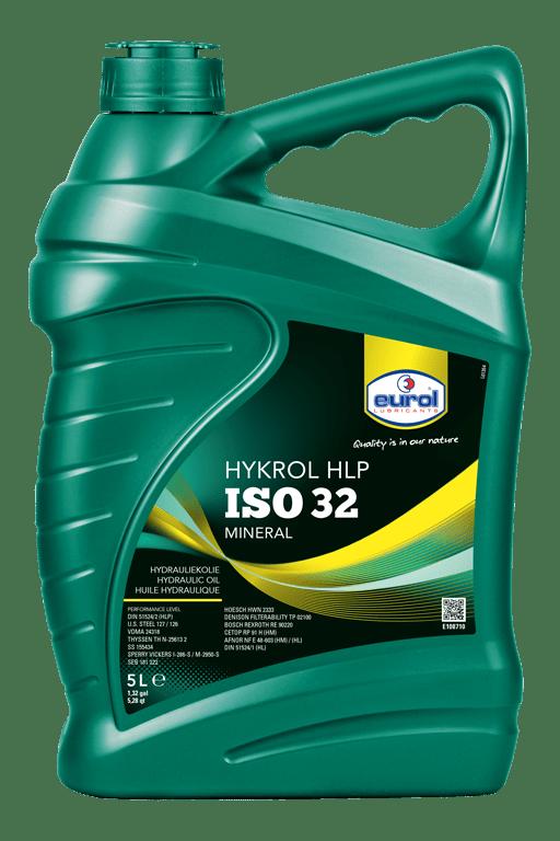 Eurol Hykrol HLP ISO 32 5L Арт. E108710-5L