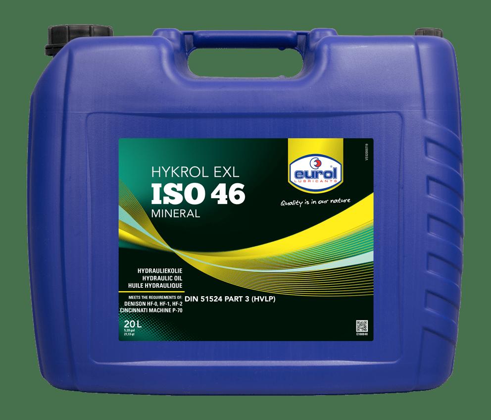 Eurol Hykrol EXL ISO-VG 46 20L Арт. E108840-20L