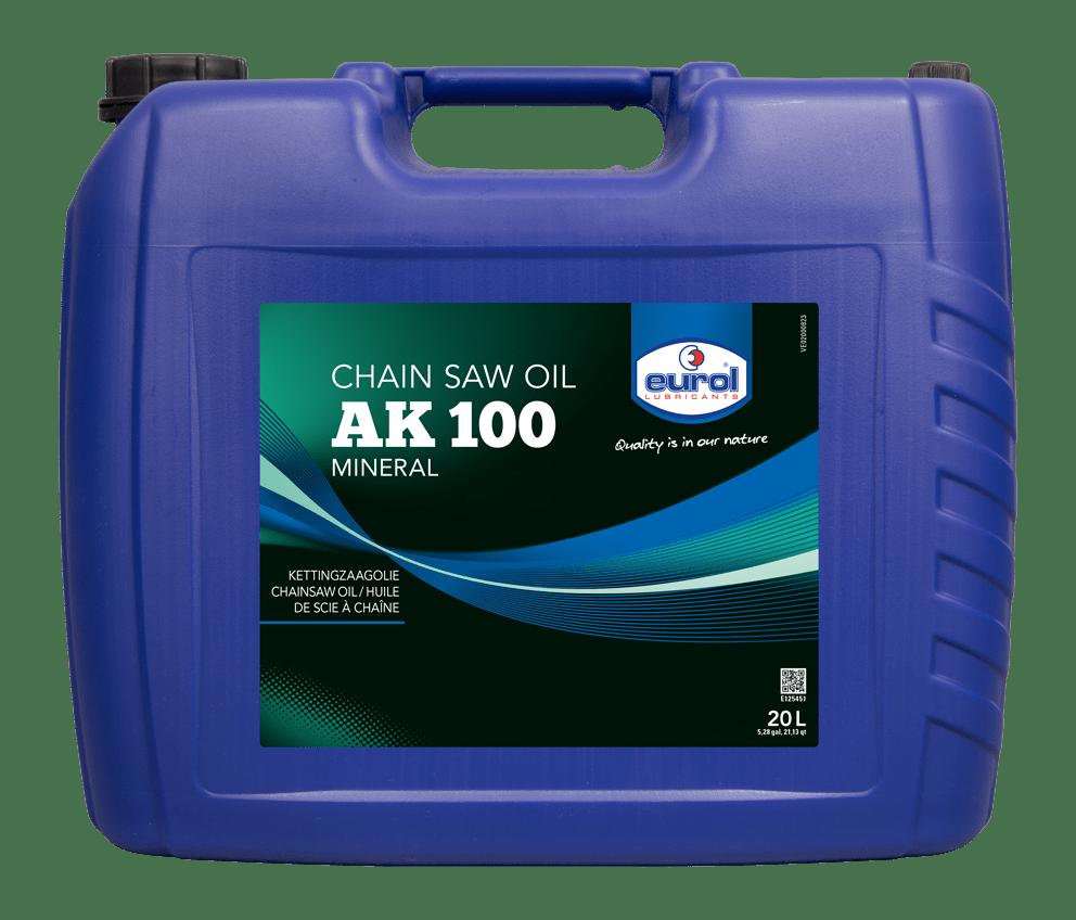 Eurol Chainsaw Oil AK 100 20L Арт. E125451-20L