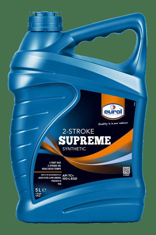 Eurol TTX Supreme 5L Арт. E128425-5L