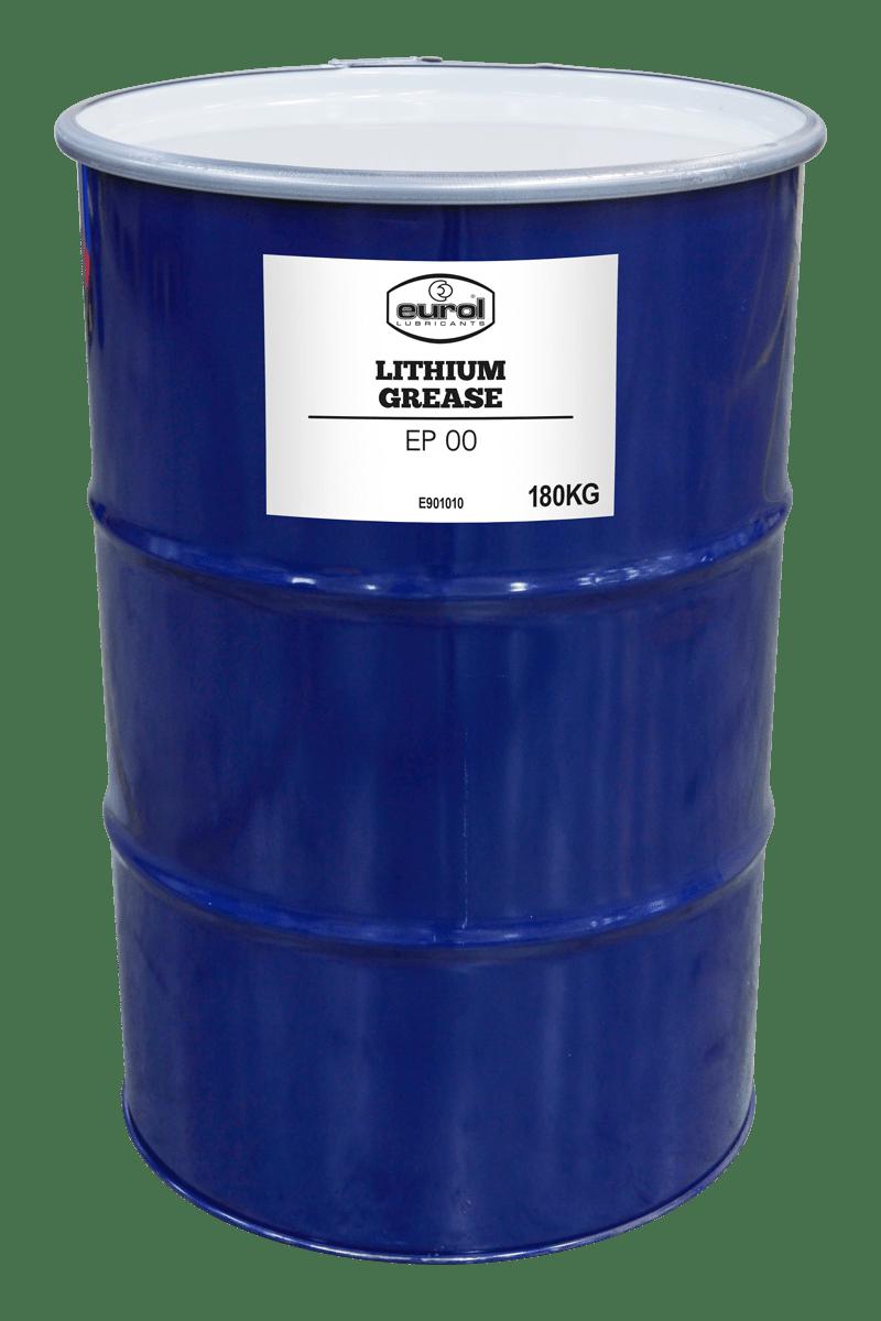 Eurol Lithium Grease EP 00 180KG Арт. E901010-180KG