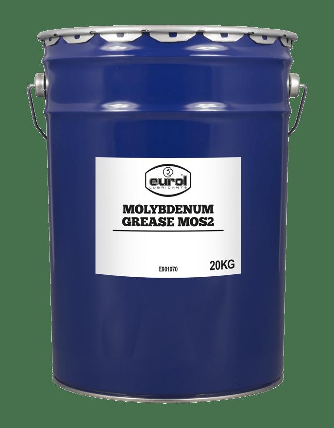 Eurol Molybdenum Disulphide MoS2 grease 20KG Арт. E901070-20KG