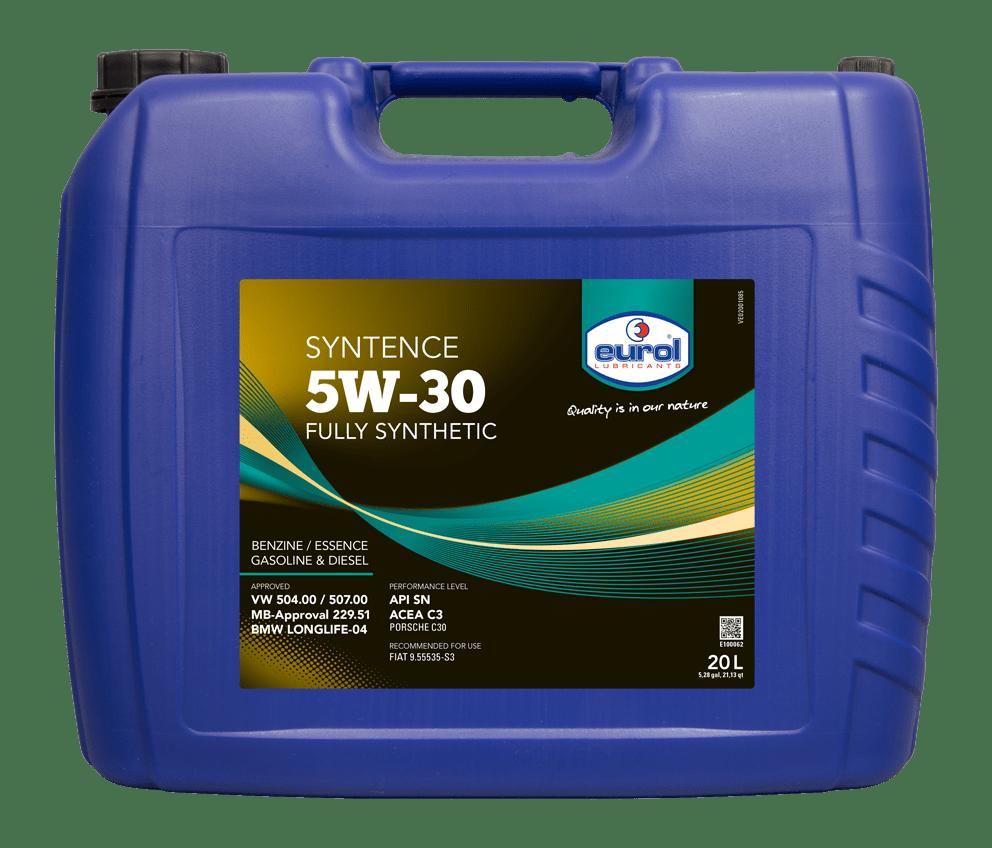 Eurol Syntence 5W-30 Арт. E100062-20L