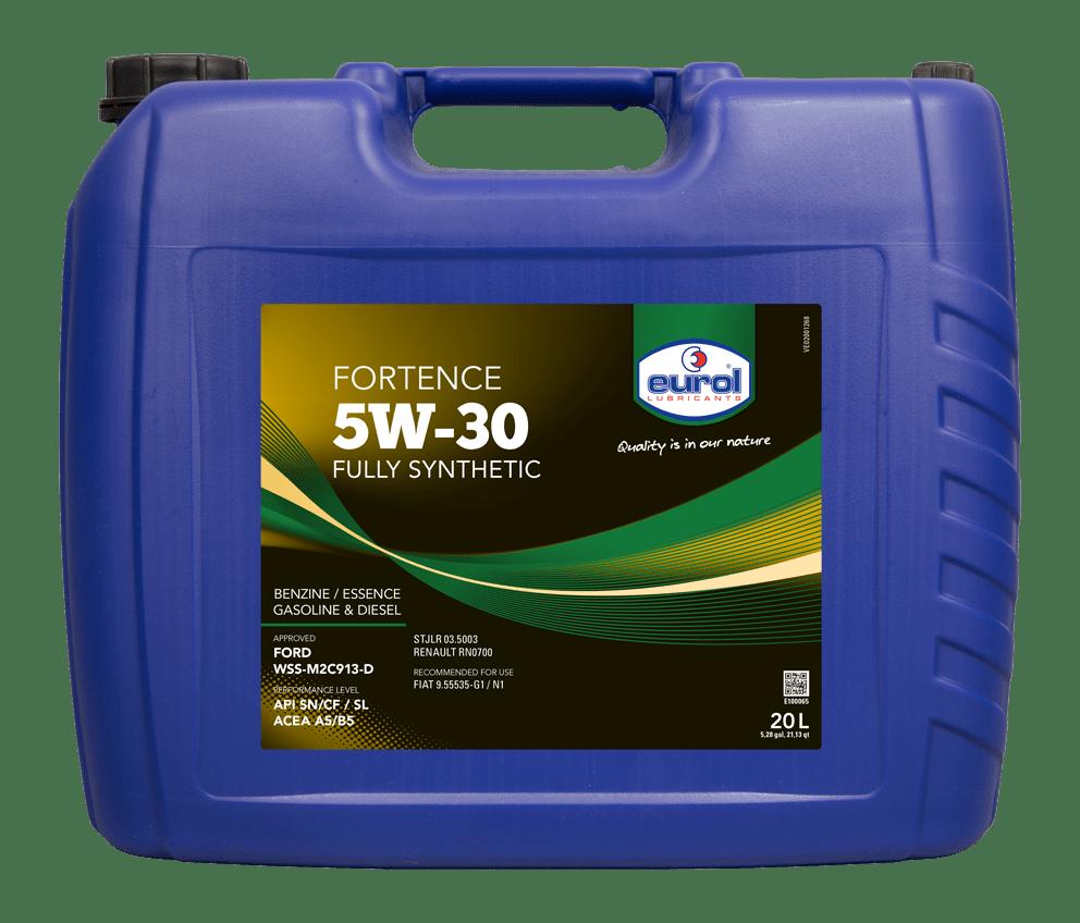 Eurol Fortence 5W-30 Арт. E100065-20L