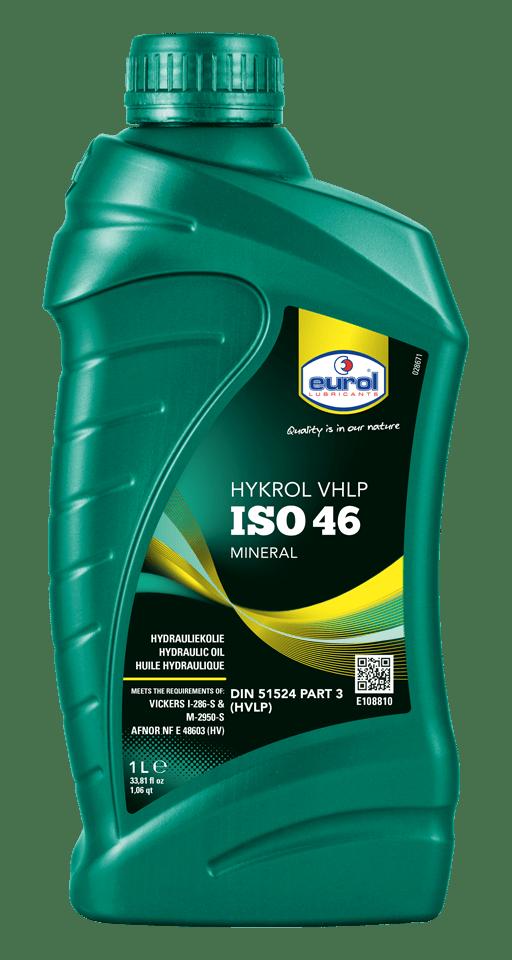 Eurol Hykrol VHLP ISO 46 Арт. E108810-1L.