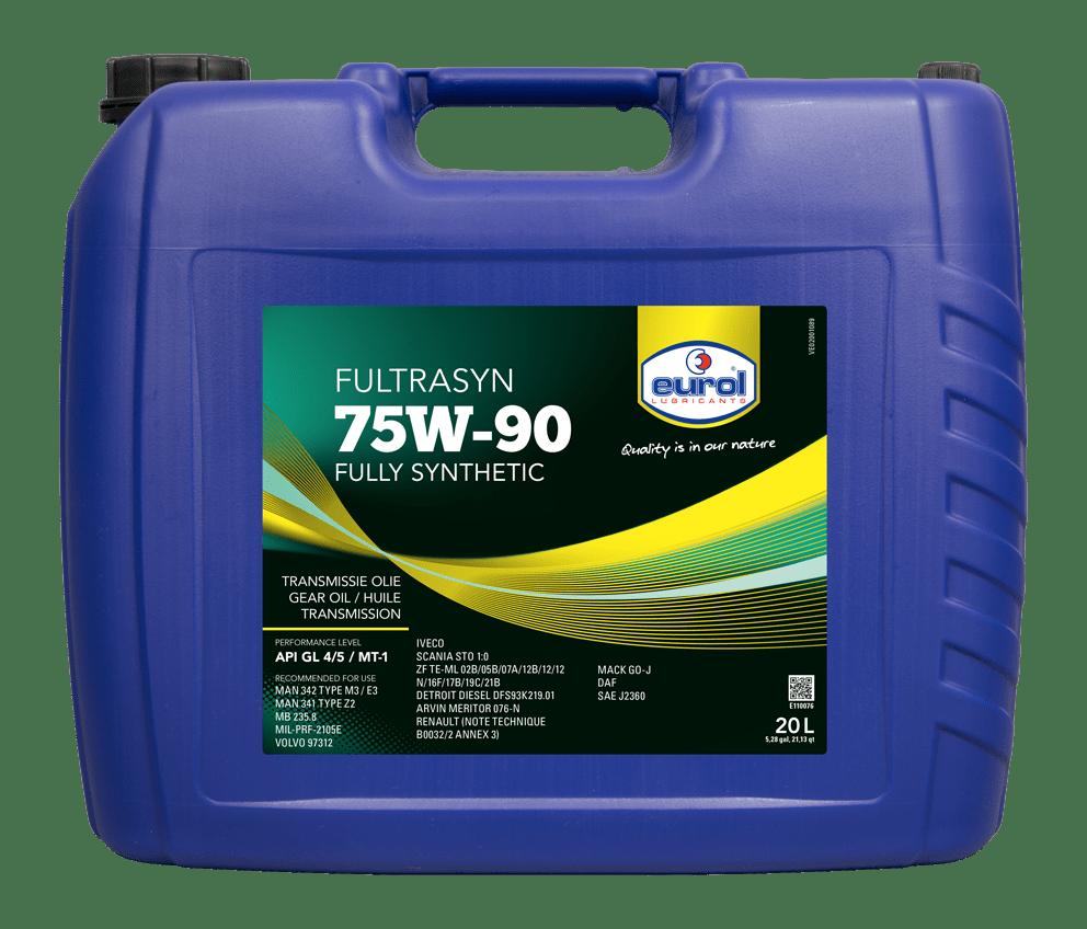 Eurol Fultrasyn 75W-90
