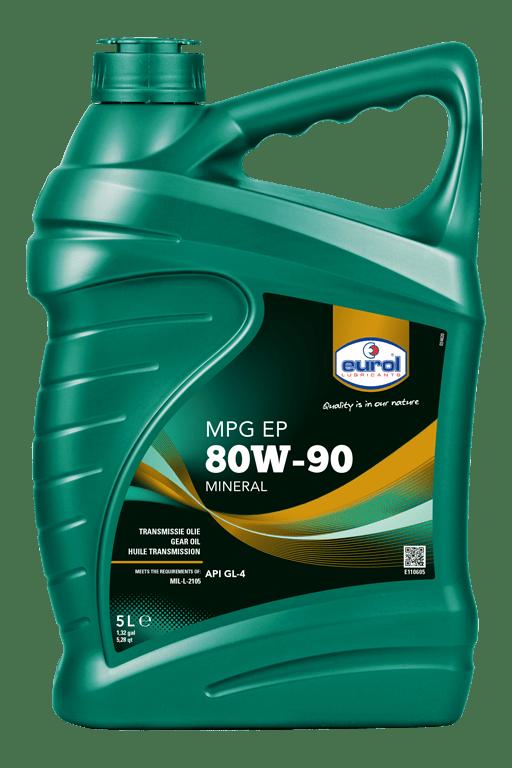 Eurol MPG EP 80W-90 Арт. E110605-5L