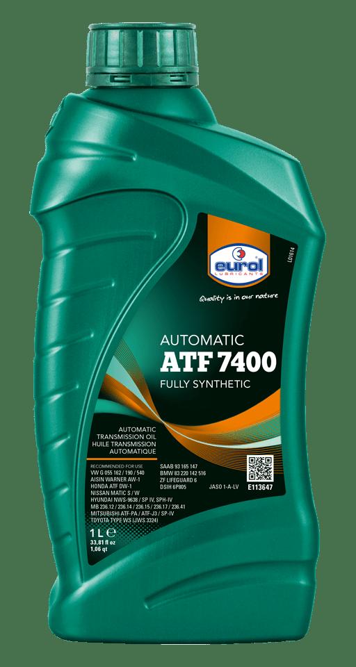 Eurol ATF 7400 Арт. E113647-1L