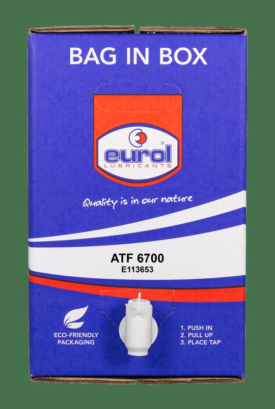 Eurol ATF 6700 Арт. E113653-20L-BIB