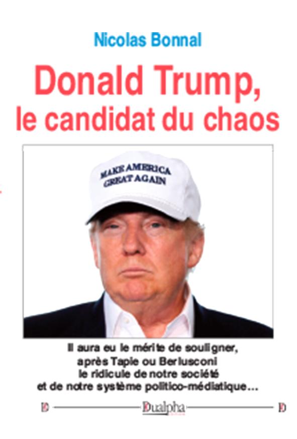 Le Sanglot De L Homme Blanc : sanglot, homme, blanc, Premiers, Livres, Franais, Donald, Trump