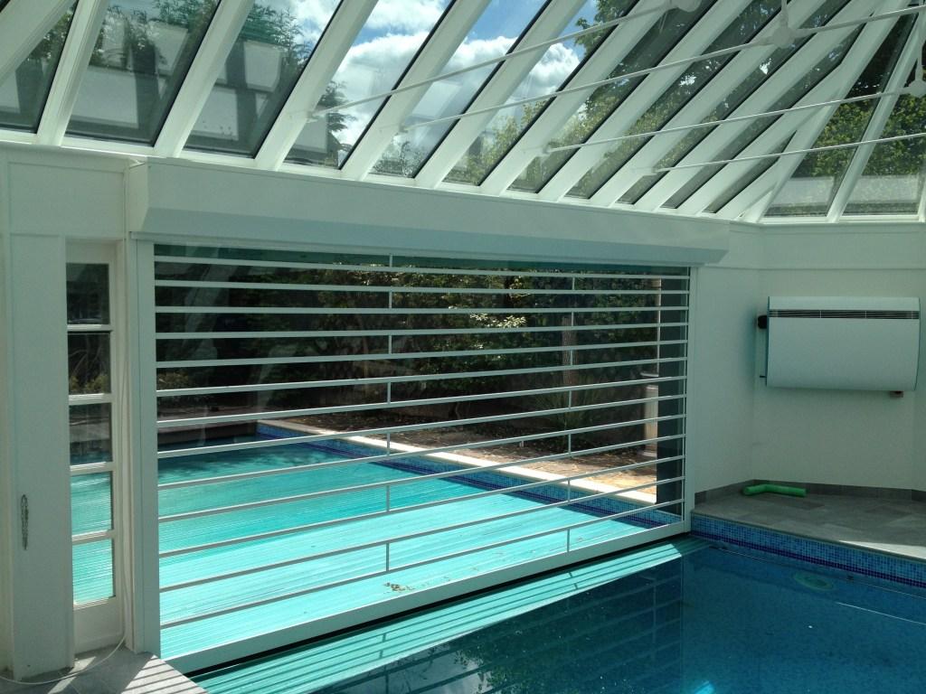Swimming Pool Shutter