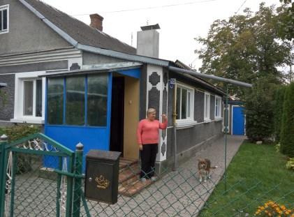 Das Haus von Anna Golowina