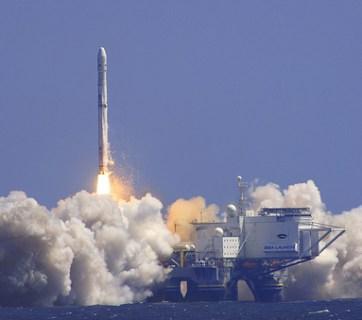 Zenit-3SL Odyssey Launch