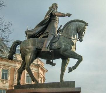 Danylo of Halych / Daniel of Galicia