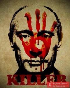 Putin - killer / Putinversteher