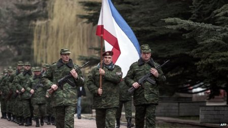 Simferopol Crimea terrorists