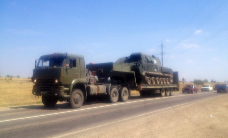 """bf4467c jpg large.bu mi9jimaavsx9.jpg.pagespeed.ce . 5c7RRHe8k 300x225 Journalists report """"humanitarian convoy"""" heading towards checkpoint controlled by terrorists"""