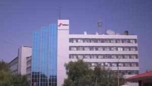 Topaz Plant Donetsk, Ukraine